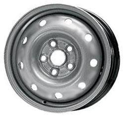Стальные диски KFZ 9552 6.5 x 16 ET48